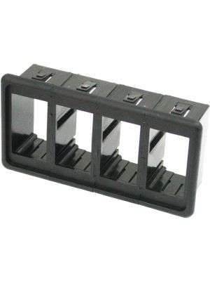 Switch Panel 4500C Carling Type 4 x Switch Holder